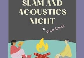 Motif's poetry slam and acoustics night