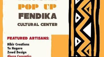 Fendika Pop up