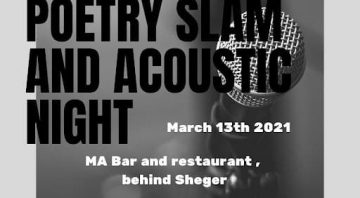 Motif's poetry slam and music night