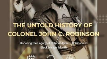 The Untold History of Colonel John C. Robinson