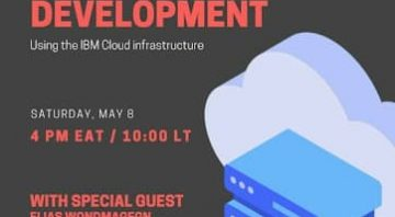 Introduction to Cloud Application Development using the IBM Cloud Infrastructure
