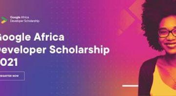 Google Africa Developer Scholarship 2021